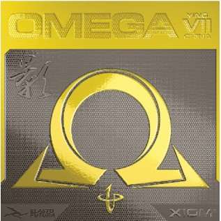 Накладка Xiom Omega VII China Ying