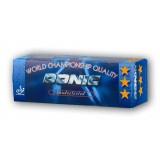 Мячи для настольного тенниса Donic 3 star handselected