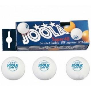 Мячи для настольного тенниса Joola Super 40 3 star