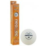 Мячи для настольного тенниса Neottec Ultra 6 шт