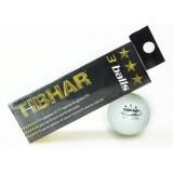 Мячи для настольного тенниса Tibhar 3 star
