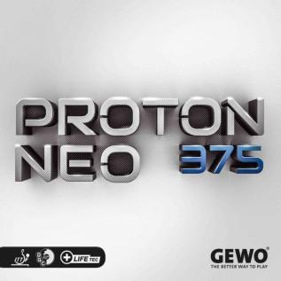 Накладка Gewo Proton Neo 375