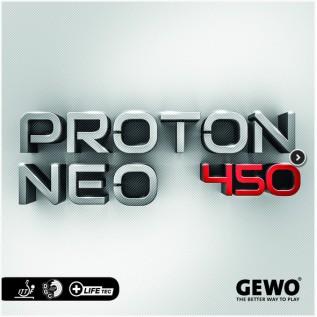 Накладка Gewo Proton Neo 450