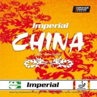 Накладка Imperial China Orange Sponge