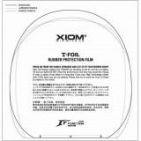 Защитная пленка на накладку настольного тенниса Xiom T-Foil