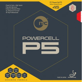 Накладка ITC Powercell P5