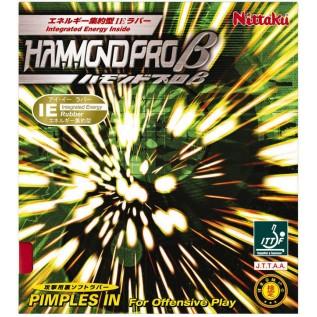 Накладка Nittaku Hammond Pro β