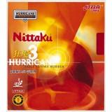 Накладка Nittaku Hurricane 3 (8669 yellow)