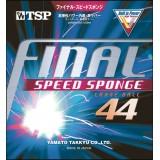 Накладка TSP Final Speed Sponge