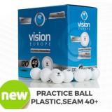 Мячи для настольного тенниса Vision Super Training 40+ 120 шт.
