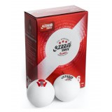 Мячи для настольного тенниса DHS World Tournament DJ40+ 3 stars