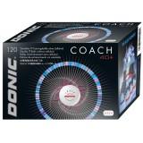 Мячи для настольного тенниса Donic Coach 40+ 120 шт.