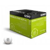 Мячи для настольного тенниса Gewo Double Star SLP 40+ 72 шт.