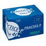 Мячи для настольного тенниса Joola Practice-P 40+ 72 шт.