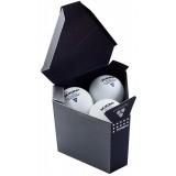 Мячи для настольного тенниса Xiom Pro Select 40+ 3 star 6 шт.