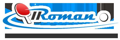 Интернет-каталог товаров для настольного тенниса